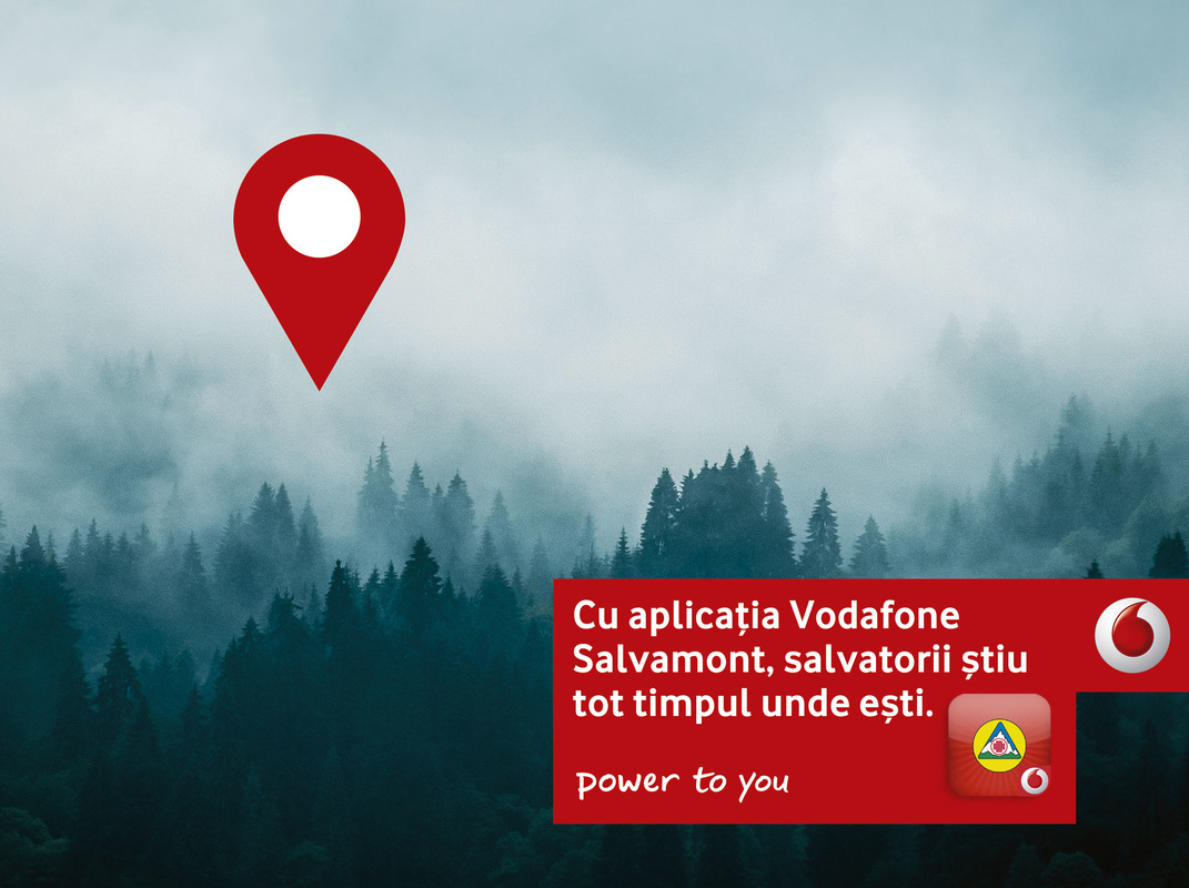 Commercial photography work by Kimmo Savolainen for Vodafone